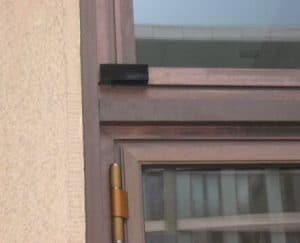 Türen mit Bodenantrieb Detail Bewegungsmelder