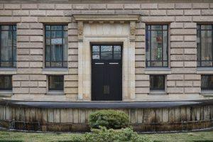 Bundesrat Tür Einbruch- und Durschusshemmung