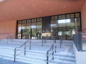 Justizzentrum Bochum – Ansicht von außen