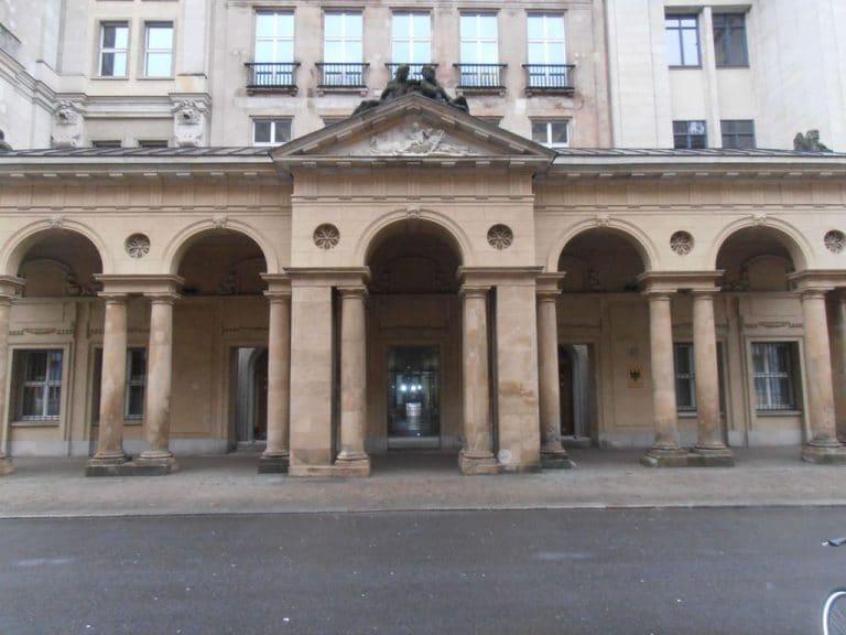 Bundesministerium für Justiz Berlin Mohrenstr. 77