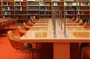 Staatsbibliothek Leesesaal