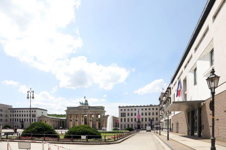 Französische Botschaft Berlin