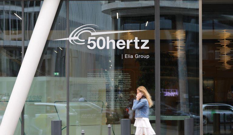 Zentrale 50Hertz Transmission GmbH Berlin